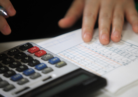 会計業務イメージ